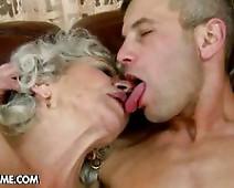Older Granny Sex